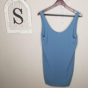 Leith Blue Dress